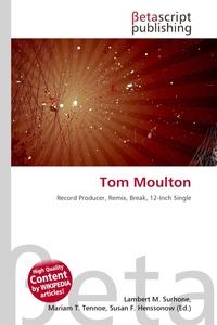 Tom Moulton. Lambert M. Surhone