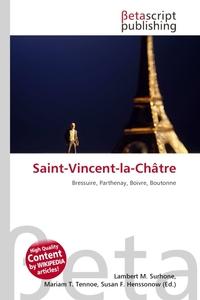 Saint-Vincent-la-Chatre. Lambert M. Surhone