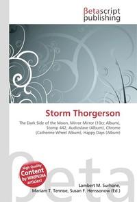 Storm Thorgerson. Lambert M. Surhone