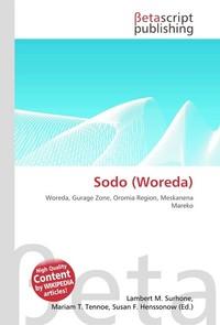 Sodo (Woreda). Lambert M. Surhone