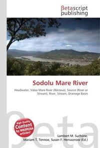 Sodolu Mare River. Lambert M. Surhone