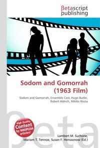 Sodom and Gomorrah (1963 Film). Lambert M. Surhone