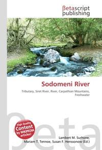 Sodomeni River. Lambert M. Surhone