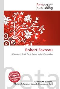 Robert Favreau. Lambert M. Surhone