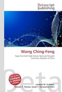 Wang Ching-Feng. Lambert M. Surhone