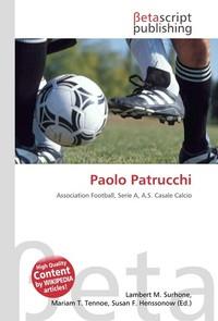 Paolo Patrucchi. Lambert M. Surhone