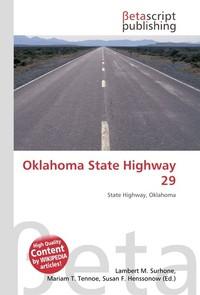 Oklahoma State Highway 29. Lambert M. Surhone