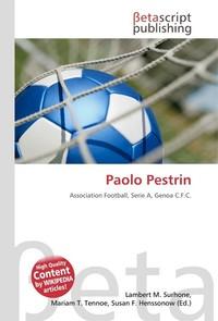 Paolo Pestrin. Lambert M. Surhone