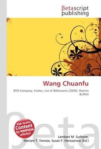 Wang Chuanfu. Lambert M. Surhone