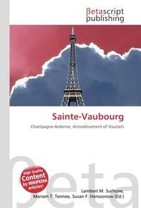Sainte-Vaubourg. Lambert M. Surhone