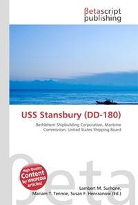 USS Stansbury (DD-180). Lambert M. Surhone