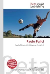 Paolo Pulici. Lambert M. Surhone