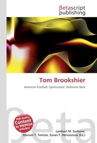 Tom Brookshier. Lambert M. Surhone