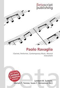 Paolo Ravaglia. Lambert M. Surhone