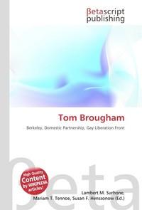 Tom Brougham. Lambert M. Surhone