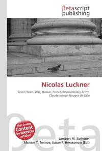 Nicolas Luckner. Lambert M. Surhone