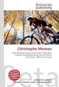 Christophe Moreau. Lambert M. Surhone