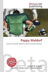 Pappy Waldorf. Lambert M. Surhone