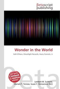 Wonder in the World. Lambert M. Surhone
