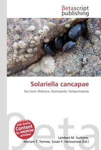 Solariella cancapae. Lambert M. Surhone