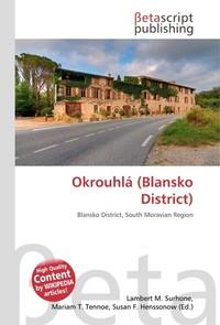 Okrouhla (Blansko District). Lambert M. Surhone