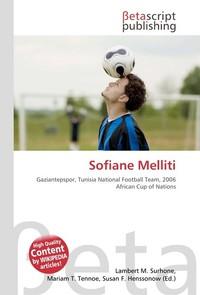 Sofiane Melliti. Lambert M. Surhone