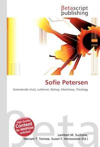 Sofie Petersen. Lambert M. Surhone