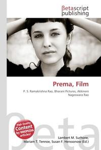 Prema, Film. Lambert M. Surhone