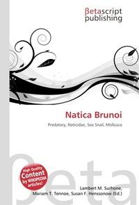 Natica Brunoi. Lambert M. Surhone