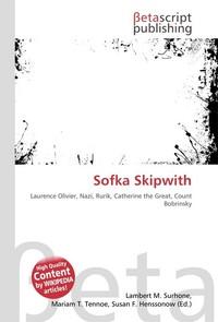 Sofka Skipwith. Lambert M. Surhone