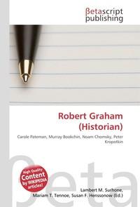 Robert Graham (Historian). Lambert M. Surhone