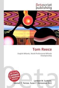 Tom Reece. Lambert M. Surhone