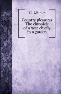 Country pleasures