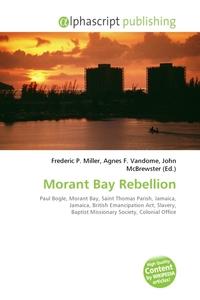 morant bay rebellion
