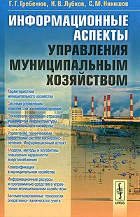 Информационные аспекты управления муниципальным хозяйством. Г. Г. Гребенюк, Н. В. Лубков, С. М. Никишов