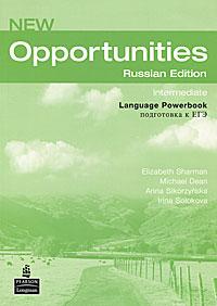 New Opportunities: Intermediate Language Powerbook