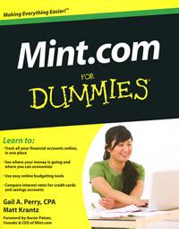 Mint.com for Dummies
