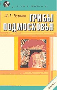 Грибы Подмосковья