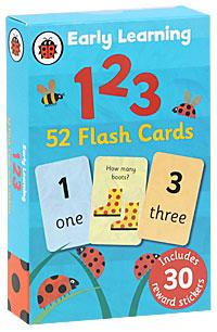 123 Flash Cards (набор из 52 карт)