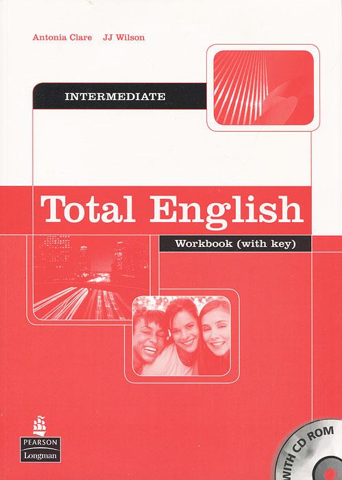 Total English: Intermediate: Workbook: With Key (+ CD-ROM)