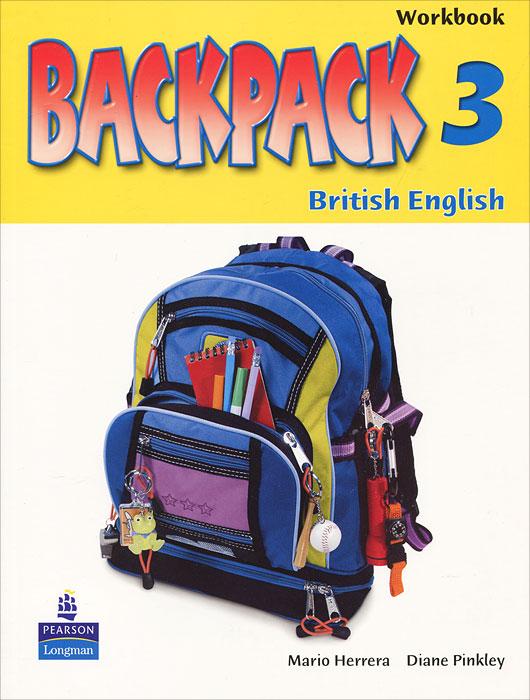 Backpack 3: British English: Workbook
