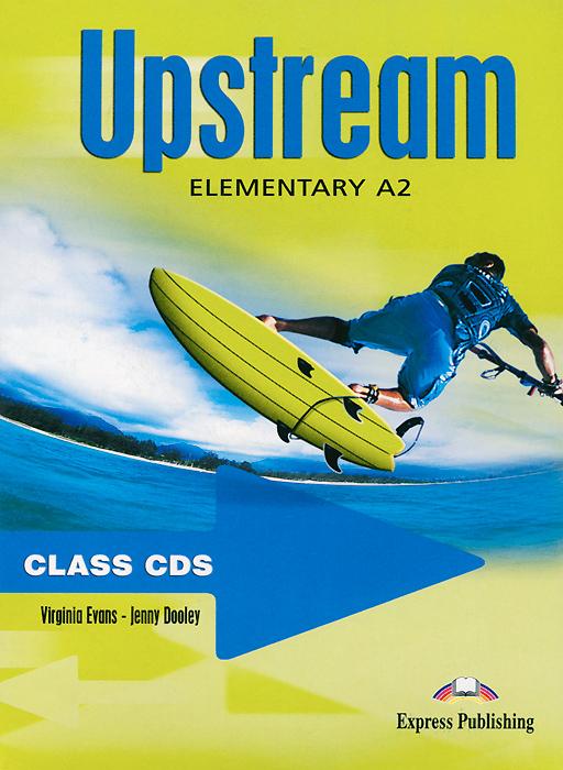 Upstream Elementary A2 (аудиокурс на 3 CD)