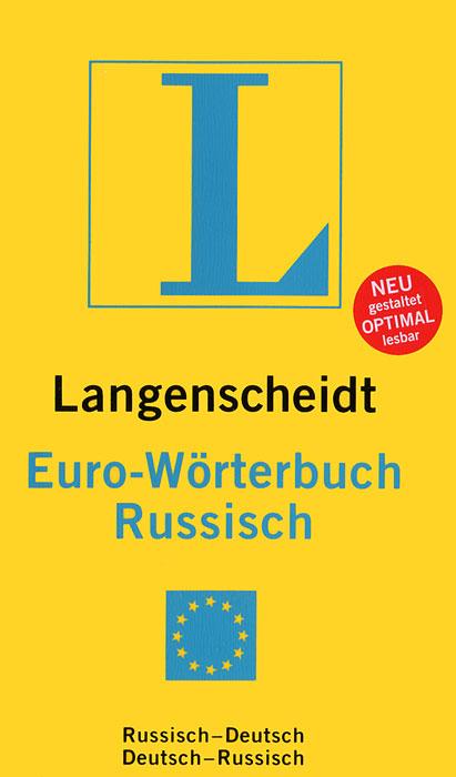 Langenscheidt Euro-Worterbuch Russisch