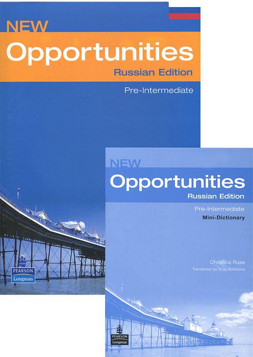 решебник opportunities pre-intermediate