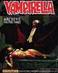 Vampirella Archives Volume 3 HC