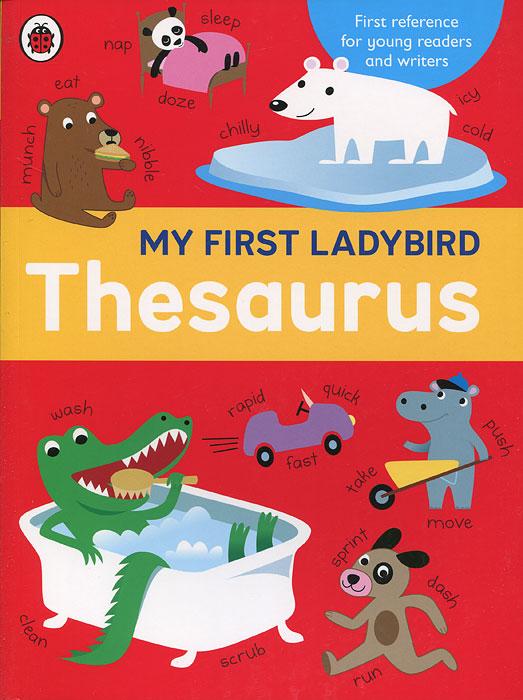 My First Ladybird: Thesaurus