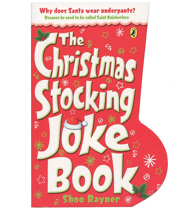 The Christmas Stocking Joke Book