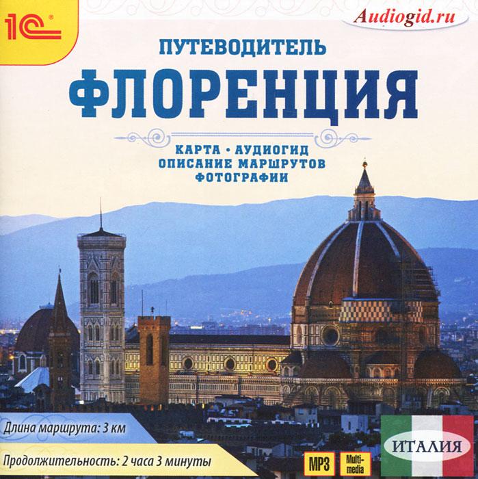 Флоренция. Путеводитель (аудиокнига MP3) ( 978-5-9677-1500-6 )