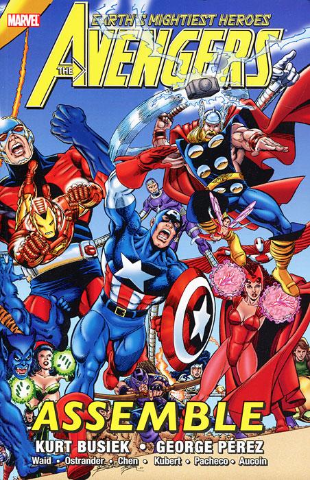 Avengers Assemble: Volume 1