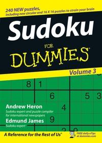 Sudoku For Dummies®
